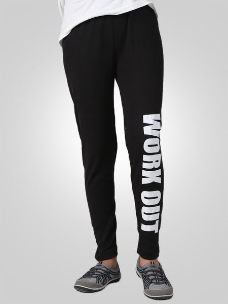 Workout Gym Sweat Trouser By Jimmy Rochas