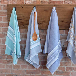 Chambray Towels