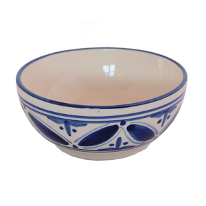 Blue Fez Ice Cream Bowl