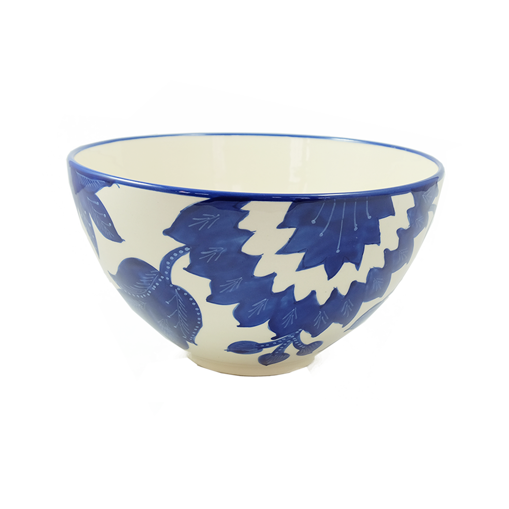 Large Deep Jinane Salad Bowl