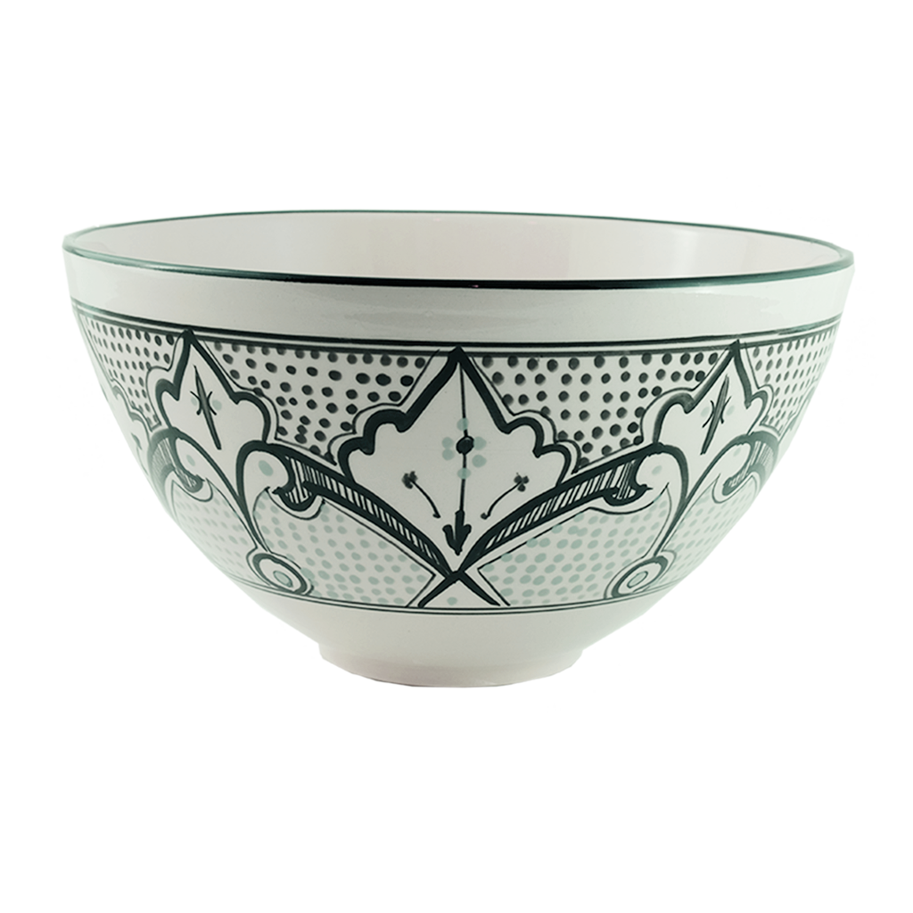 Large Deep Haqima Salad Bowl