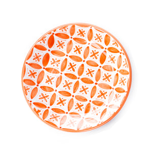 Orange Fez Side Plate