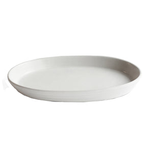 White Large Serveware