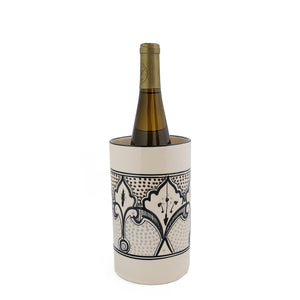 Haqima wine chiller/utensil holder