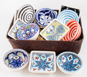Small Ceramic Bowl Assortment
