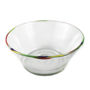 Multi rimmed small bowl
