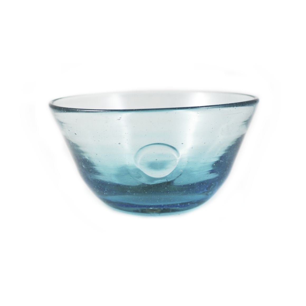 Aqua eye small bowl