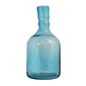 Aqua decanter/bottle