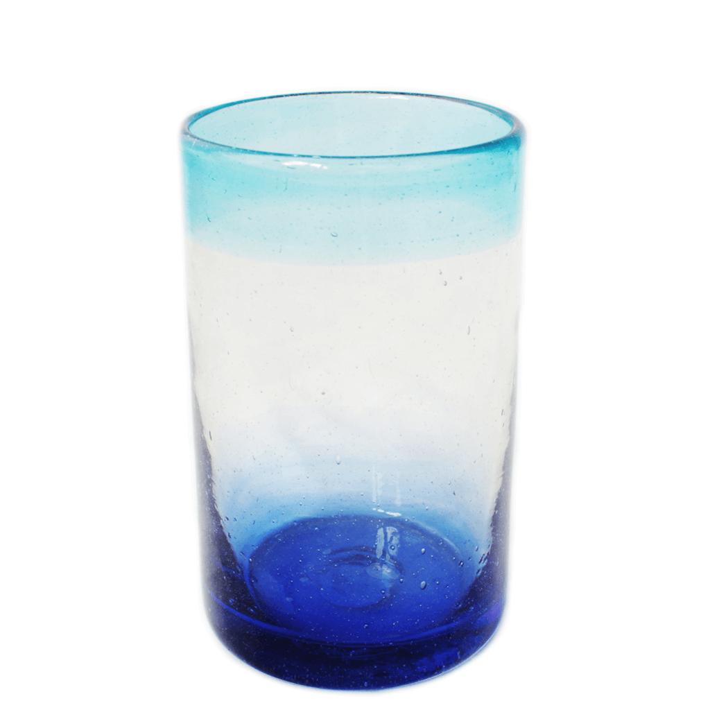 Ombre Glass Tumbler