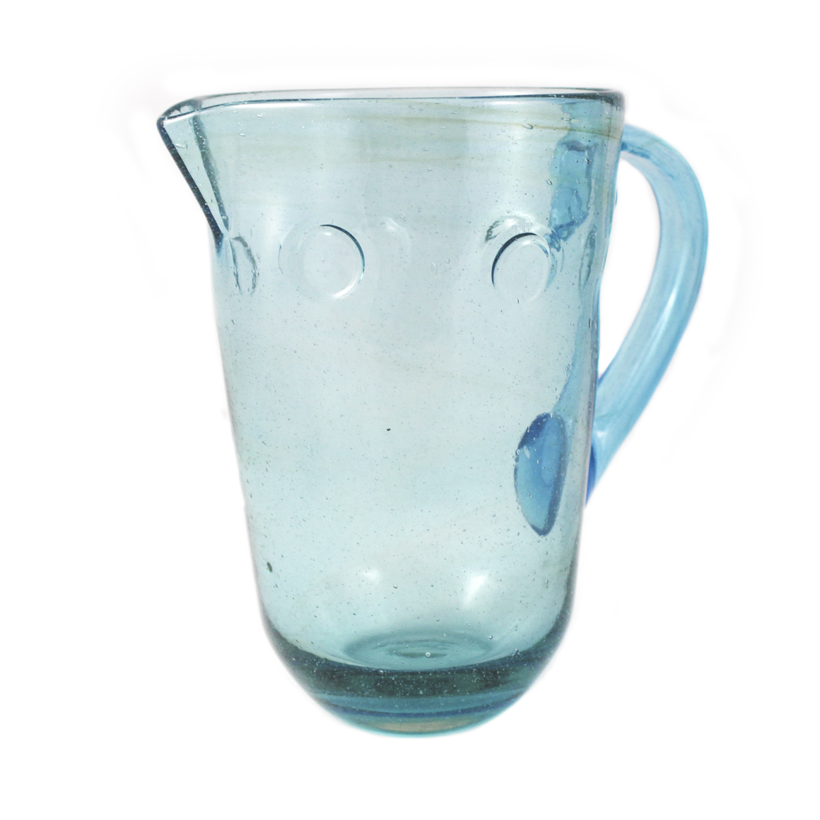 Aqua eye pitcher