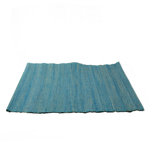 Peacock Blue Solid Placemat