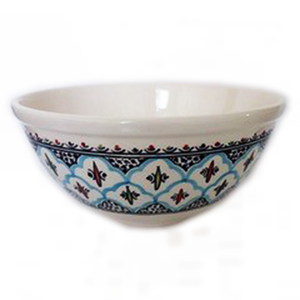 Rosette Large Deep Bowl
