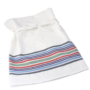 Desert stripe chef apron