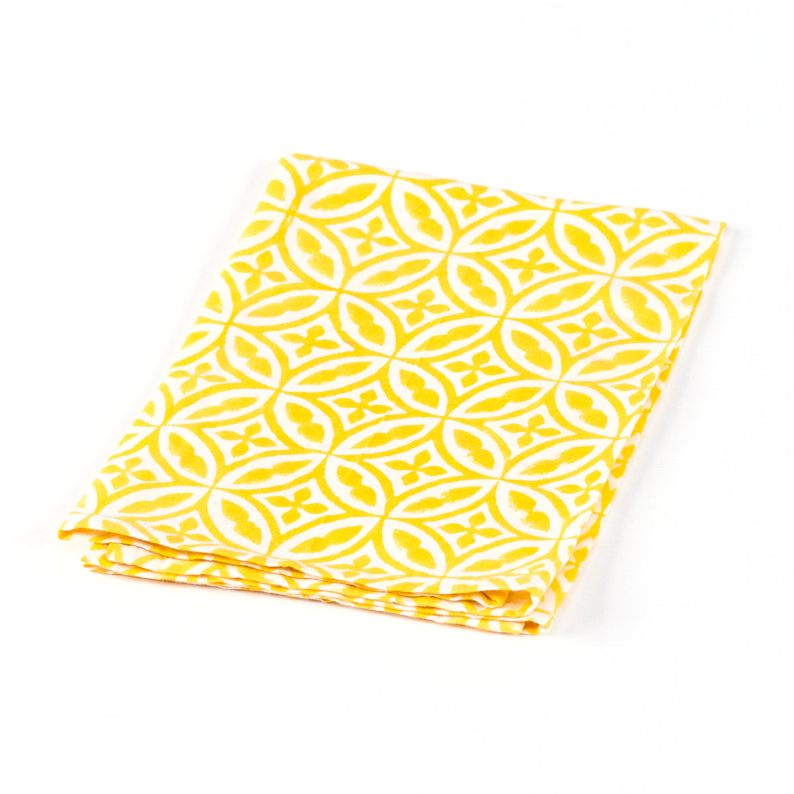 Yellow Dotted Napkin
