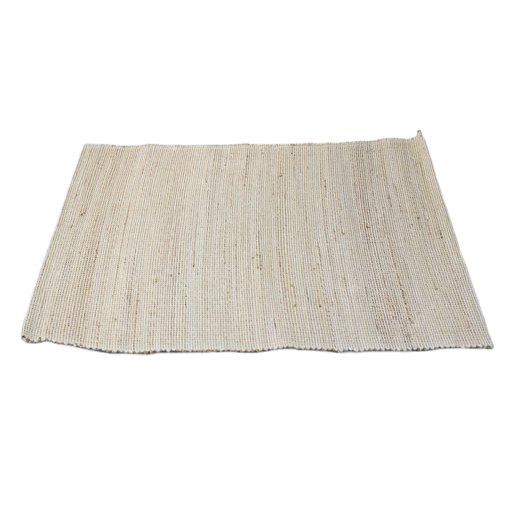 Natural Solid Jute Placemat