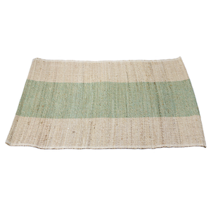 Light Green Stripe Placemat