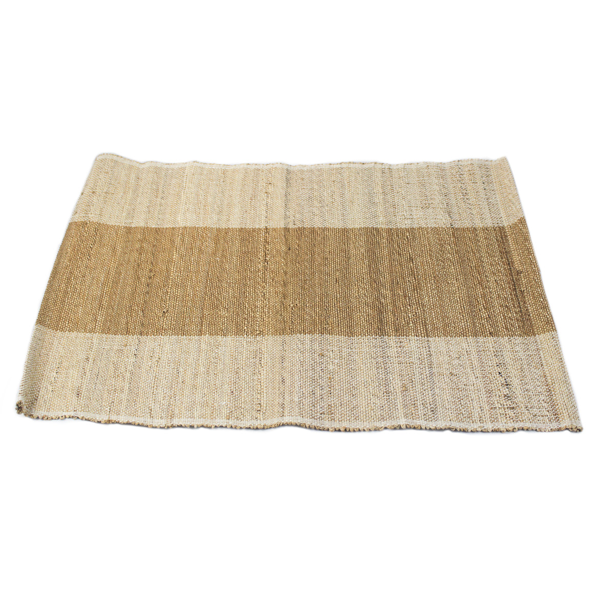 Copper Stripe Jute Placemat