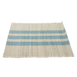 Peacock Stripe Placemat