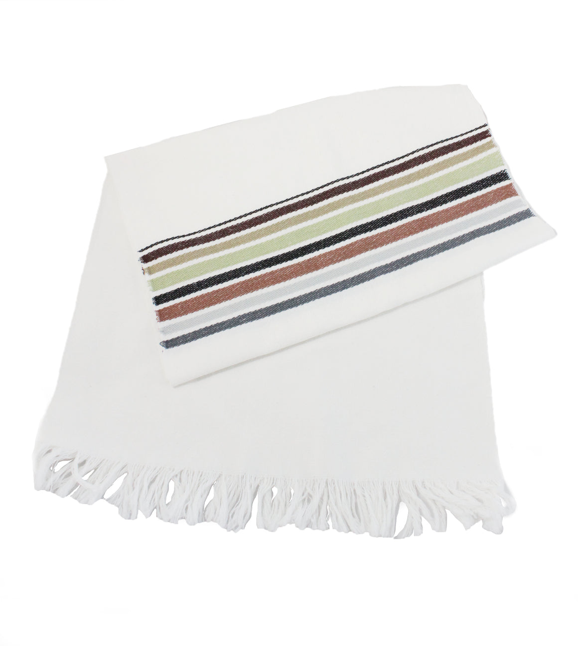 Neutral Stripe Runner