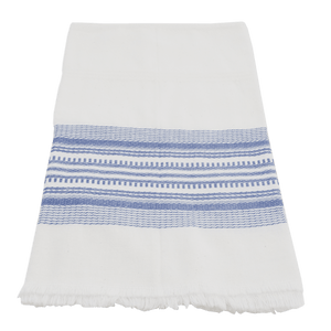 Blue Antigua Towel