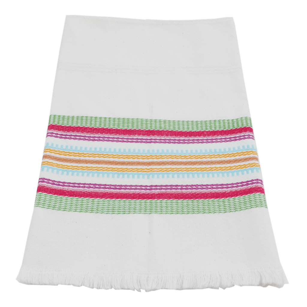 Multi Color Stripe Antigua Towel