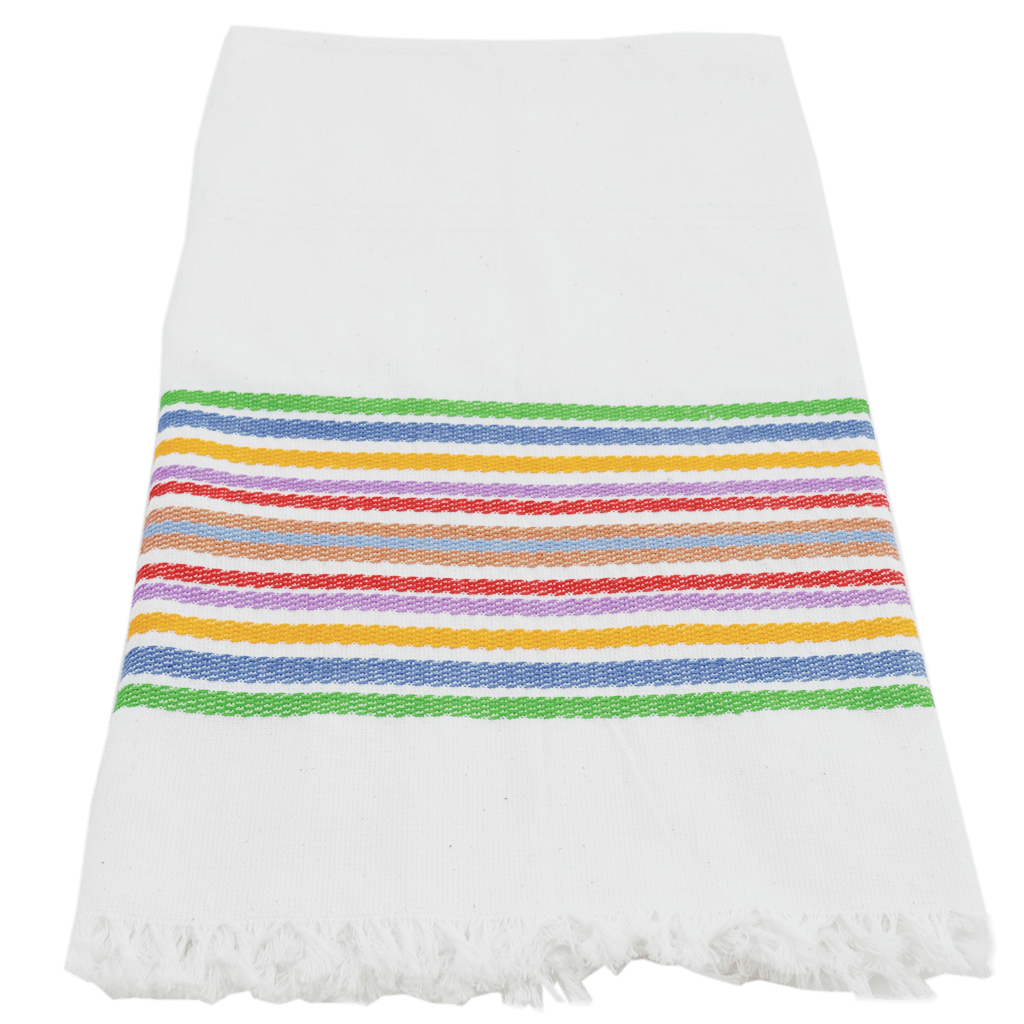 Bright Stripe Antigua Towel