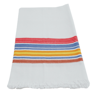 Bright Narrow Stripe Antigua Towel