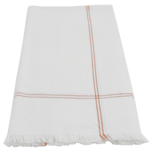 Copper Classic Stripe Towel