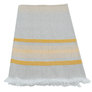 Wheat with Gold Towel