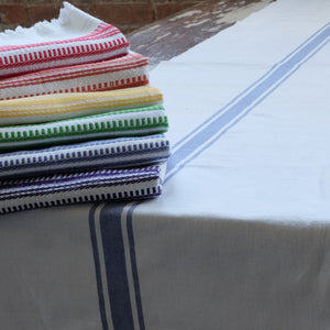 Sky Antigua stripe towel