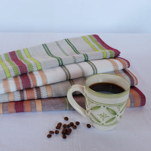 Coffee Collection- coffee plant towel