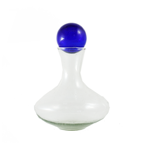 Clasico Decanter Small with Glass Topper