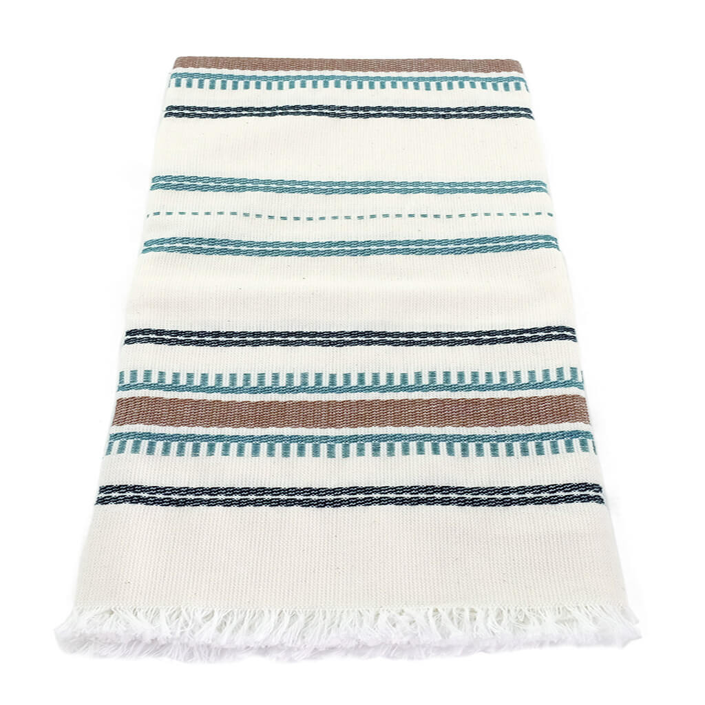 White Sand and Sea Towel