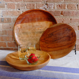 Medium Ola Wood Platter