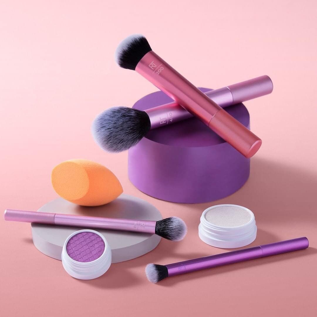 Buy Variety of Makeup Brushes Online