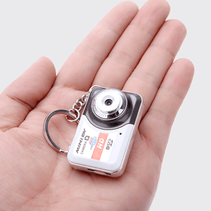 1080P Key Ring Micro Digital Camera