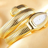 2018 Gold Luxury Womens Watches