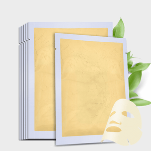 24K Gold Collagen Active Face Powder Whitening Mask