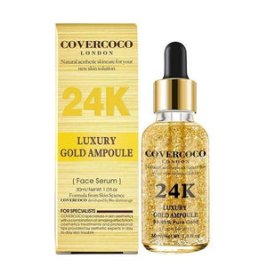 24K Gold Face Serum Moisturizer Essence
