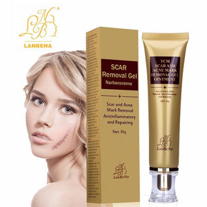 Acne Scar Removal Skin Repair Whitening Cream
