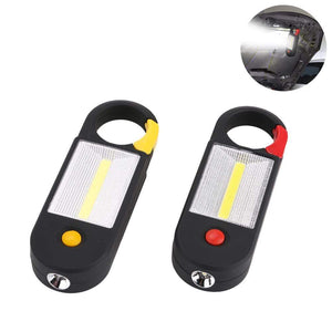 COB LED Flashlight Work strong Light(pre-sale)