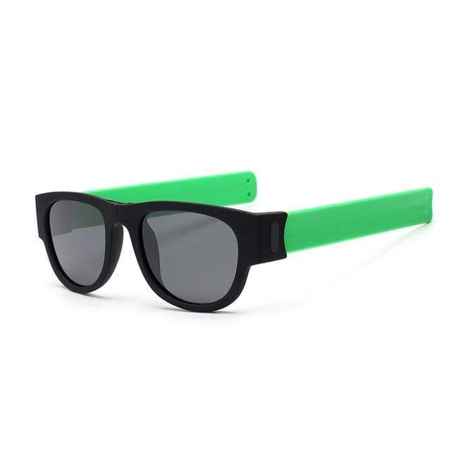 Folding Slap Sunglasses