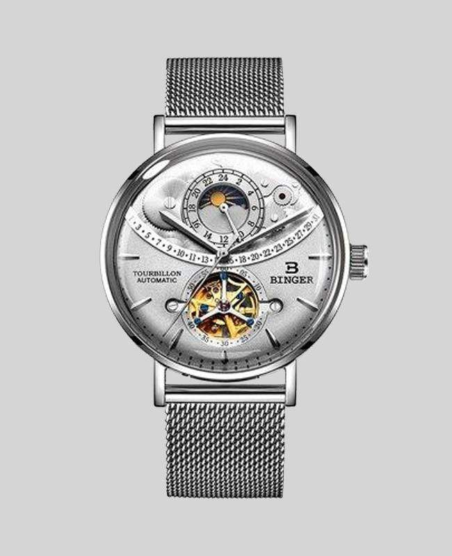Men Automatic Mechanical Men Watches