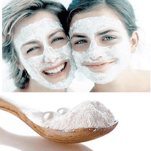 Natural anti aging whitening removing scar Pearl Powder Mask