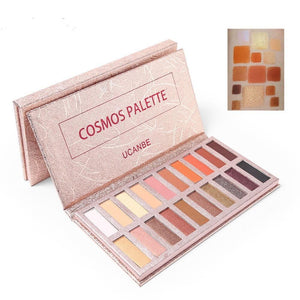 New 20 Color Shimmer Matte Nake Eye Shadow Makeup Palette