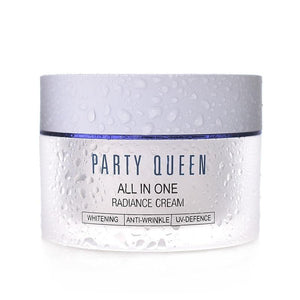 Party Queen Lazy Cream All In One Multi-effect Light Thin Cream