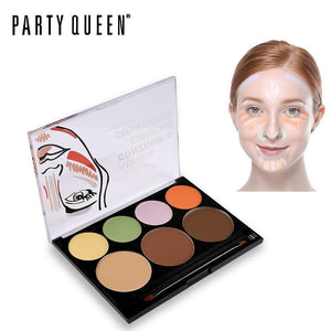 Party Queen Professional Face Makeup Concealer Palette