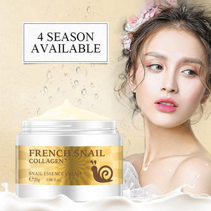 Snail Face Whitening Cream