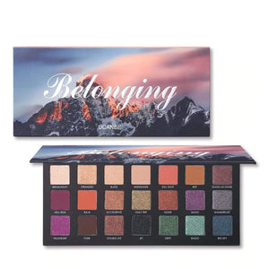 UCANBE Luxury 21 Color Eyeshadow Palette (pre-sale)