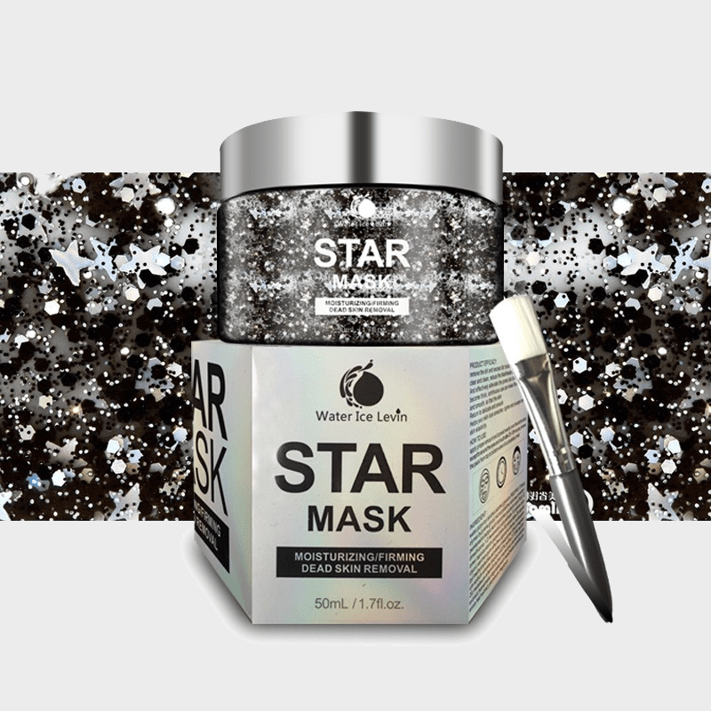 Whitening Star Masks-Pore Cleaning 100ml